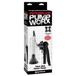 Penis pump - Pump Worx thick dick power pump - view #2