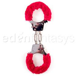 Handcuffs - Beginner's furry cuffs - view #3