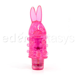Vibrator kit  - Portable pleasures petz bunny - view #1