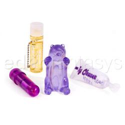 Vibrator kit  - Portable pleasures petz beaver - view #5