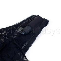 Vibrating panty  - Remote control vibrating panties - view #3