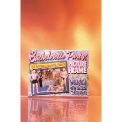 My bachelorette party picture frame - DVD
