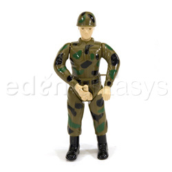 Sergeant stroker jerk - Gags