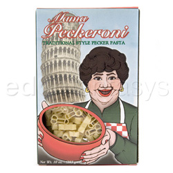 Mama peckeroni pasta - edible treat
