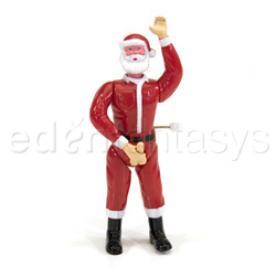 Strokin' santa wind up toy - Gags