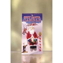 Sexy Santa candle - DVD