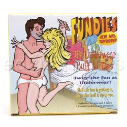 Fundies double underwear - gags