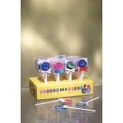 Condom on a stick 48pc display - Condom kit