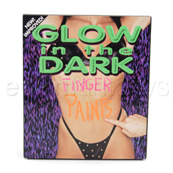 Body paint - Body finger paint - glow - view #3