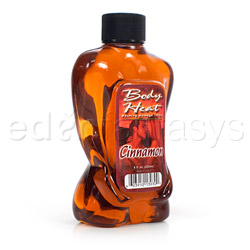 Body heat lotion