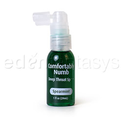 Spray - Comfortably numb deep throat spray - view #1