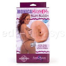 Masturbator - Monica Mayhem's bum buddy - view #5