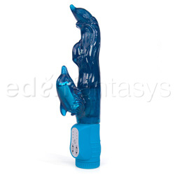 G-spot rabbit vibrator - Playgirl aqua G - view #1