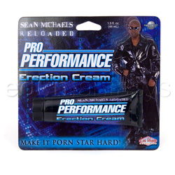 Cream - Sean Michaels erection cream - view #3