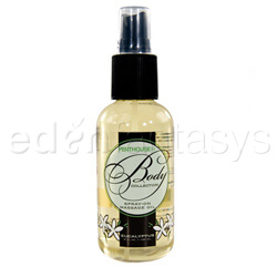 Body collection spray on massage oil - Oil