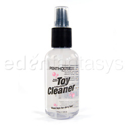 Brand spankin' toy cleaner - toy cleanser