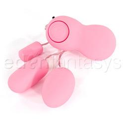 Triple love bullet - bullet vibrator