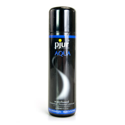 Aqua lube - water based lube