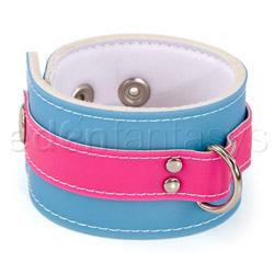 Fresh D-ring wristband - wrist cuffs