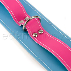 Wrist cuffs - Fresh D-ring wristband - view #2