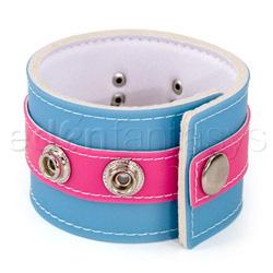 Wrist cuffs - Fresh D-ring wristband - view #4