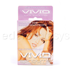 Male condom - Vivid extra thin - view #3
