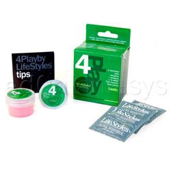 4play taste - Condom kit