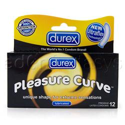 Male condom - Durex Pleasure Curve - view #4