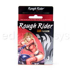 Male condom - Rough rider hot passion 3 pack - view #3