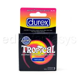 Male condom - Durex tropical - view #3