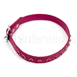 cuello - Diva stars collar - view #1