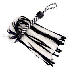 Fluffy flogger - sex toy