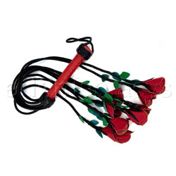 Roses flogger - sex toy