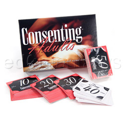 Consenting adults - adult game
