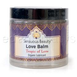 Love balm - oil based lube