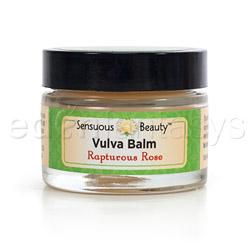 Vulva balm - lubricant