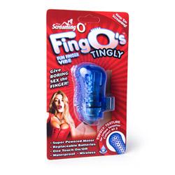 Textured finger massager - FingO - view #4