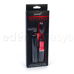 Discreet massager - Studio collection Vibrating mascara wand - view #4