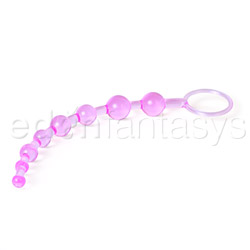 First time love beads - sex toy