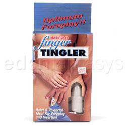 Finger massager - Micro finger tingler - view #4