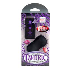 Strap-on vibrator - Tantric remote control - view #2