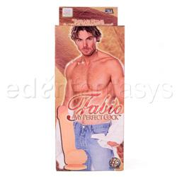Realistic dildo  - Fabio my perfect cock - view #6