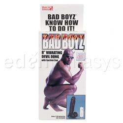 Strap-on vibrator - Bad boyz dong - view #5