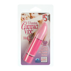 Discreet massager - Compact vibe mini G - view #2