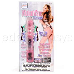 Traditional vibrator - Motion wave massager - view #5