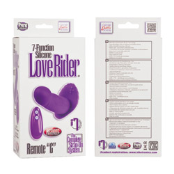 Strap-on vibrator - Love Rider remote G - view #3