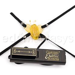 Cuerda para vibrador - Micro butterfly - view #3