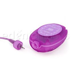 Rabbit vibrator - Waterproof tickle bear - view #6