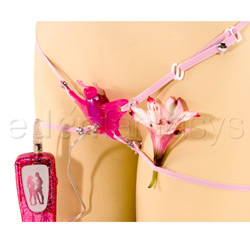 Strap-on vibrator - Micro butterfly arouser - view #3