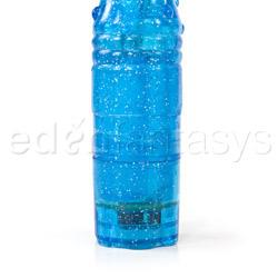 Traditional vibrator - Sparkle softees nubbie - view #3
